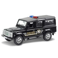 Подробнее о LAND ROVER DEFENDER-POLICE CAR 554006P