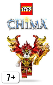 LEGO® Legends of Chima  Легенды Чимы