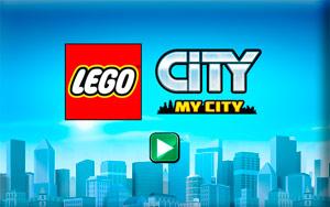 Online игра Lego City Болотная Полиция
