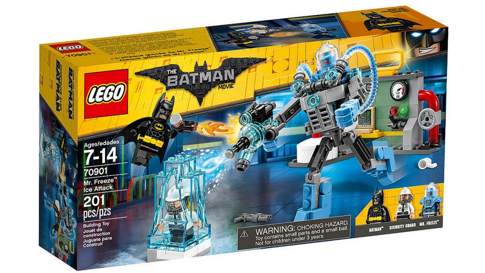 Mr. Freeze Ice Attack (70901)
